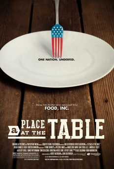 A film poster - A Place at the Table